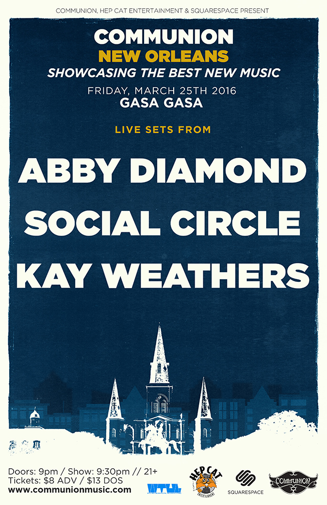 Abby Diamond, Social Circle, Kay Weathers